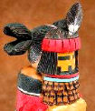Corn Maiden kachina doll