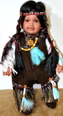 Sacagawea Dolls Page 2