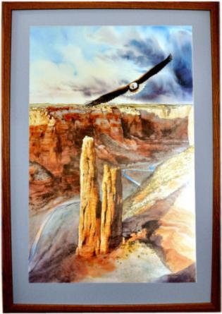 Mark Silversmith's Guardian of Spider Rock