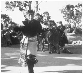 Hopi Indian Dancing